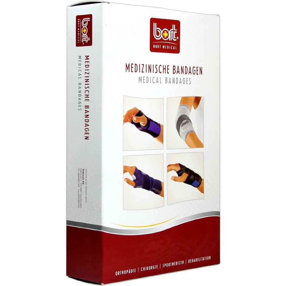 BORT Select EpiPlus Ellenbogenband.medium silber