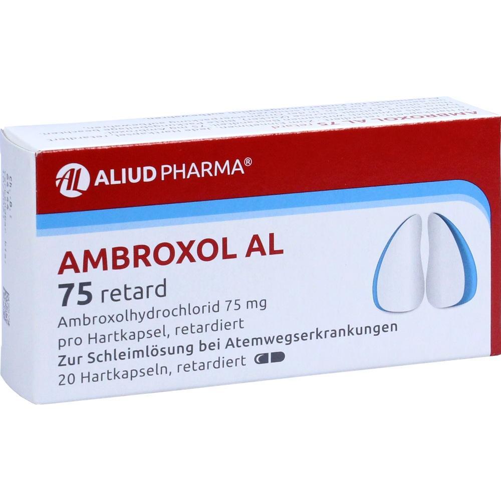 04751565, AMBROXOL AL 75 RETARD, 20 ST