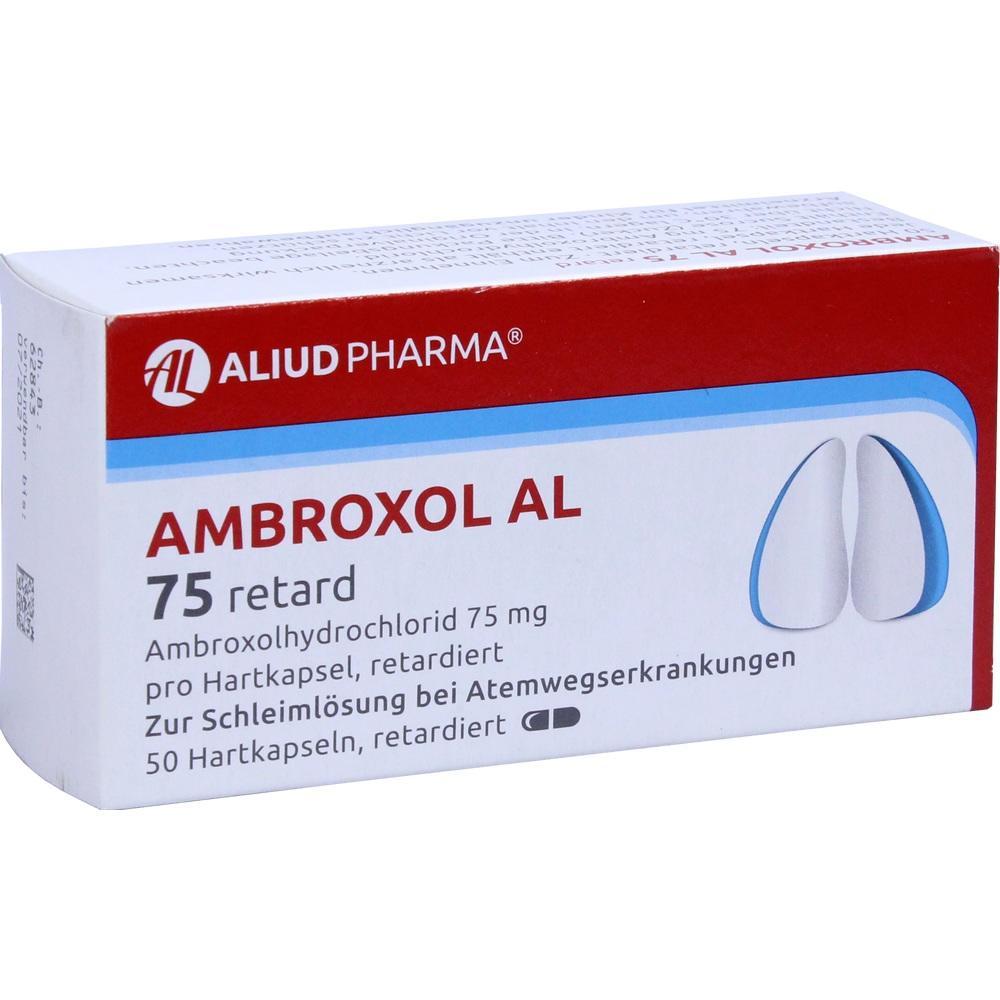 04751571, AMBROXOL AL 75 RETARD, 50 ST