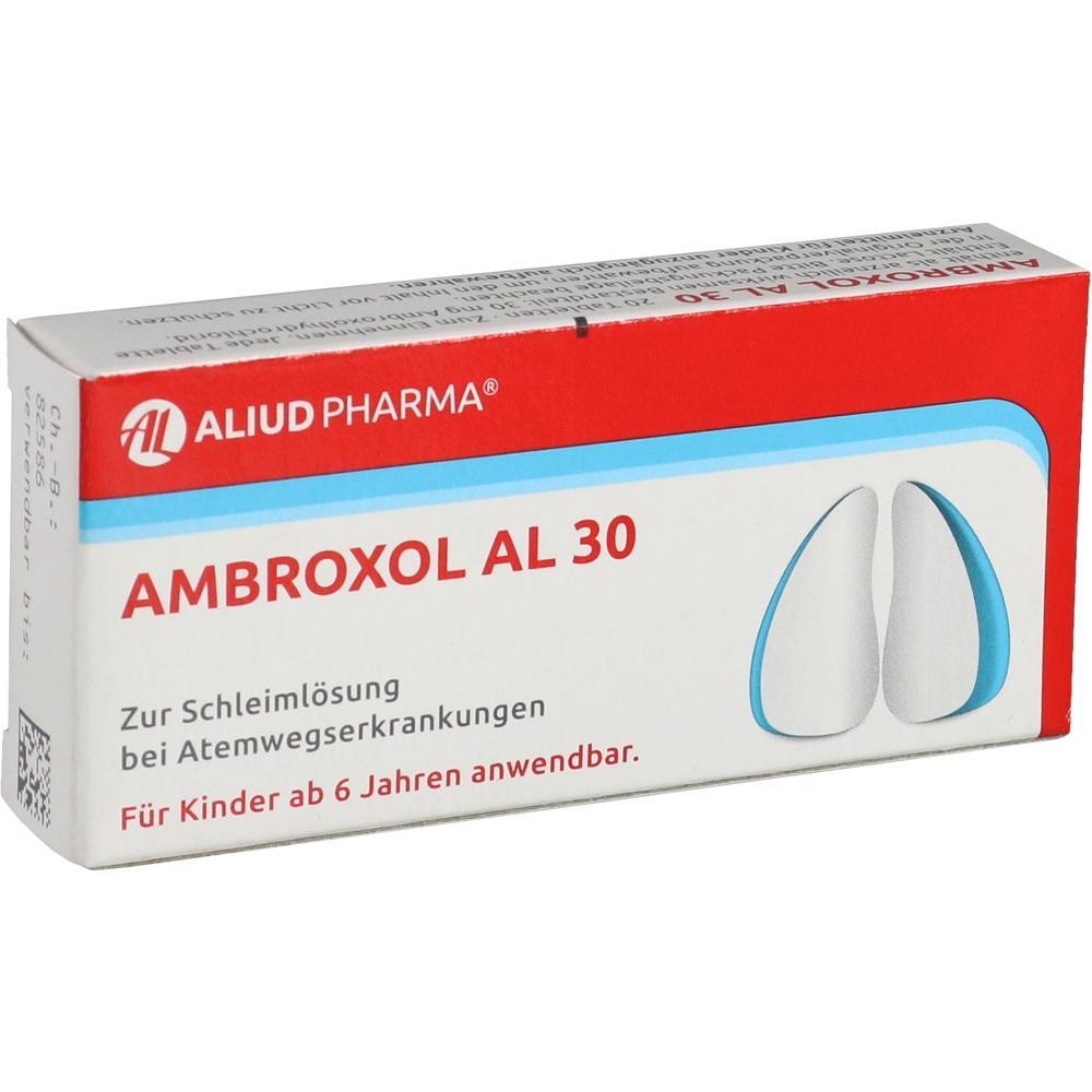 04765780, AMBROXOL AL 30, 20 ST