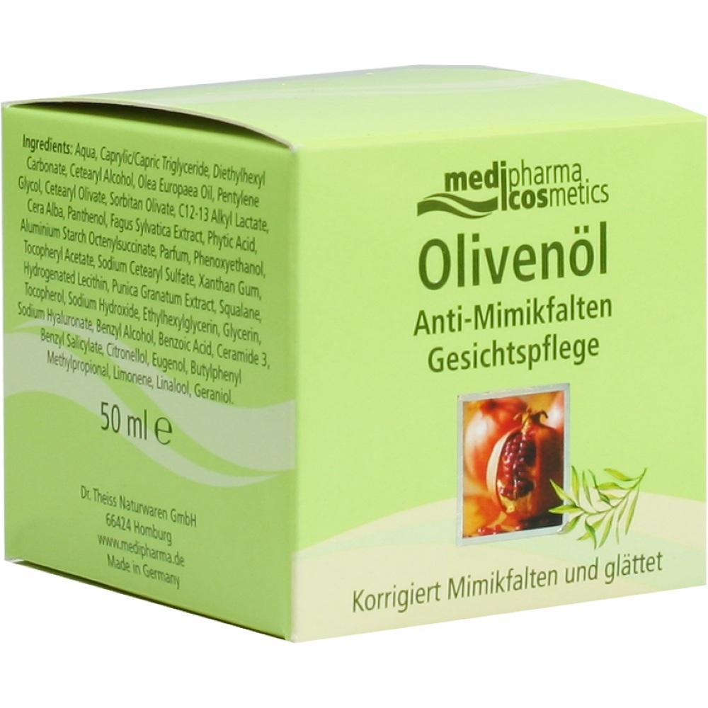 04768821, Olivenöl Anti-Mimikfalten Gesichtspflege, 50 ML