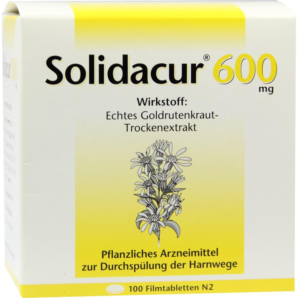Solidacur 600mg