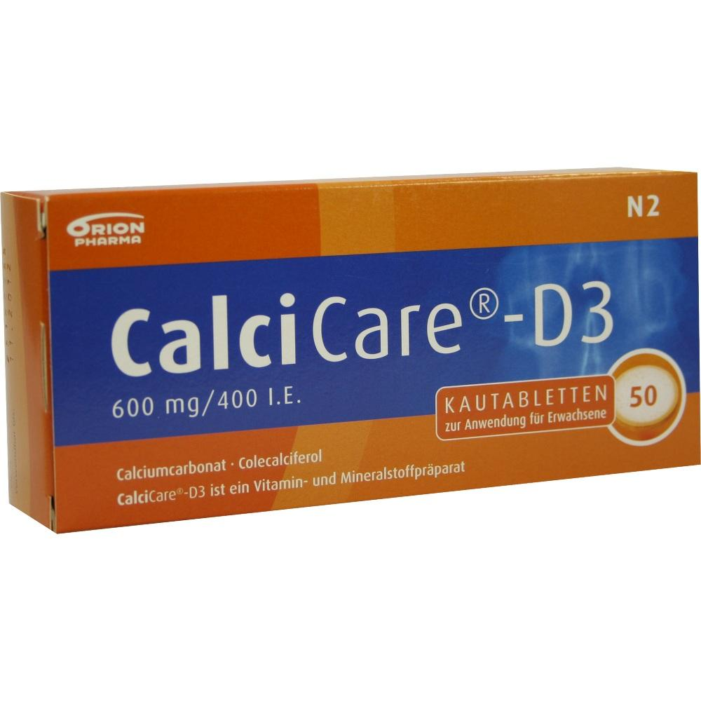 04787592, CalciCare-D3, 50 ST
