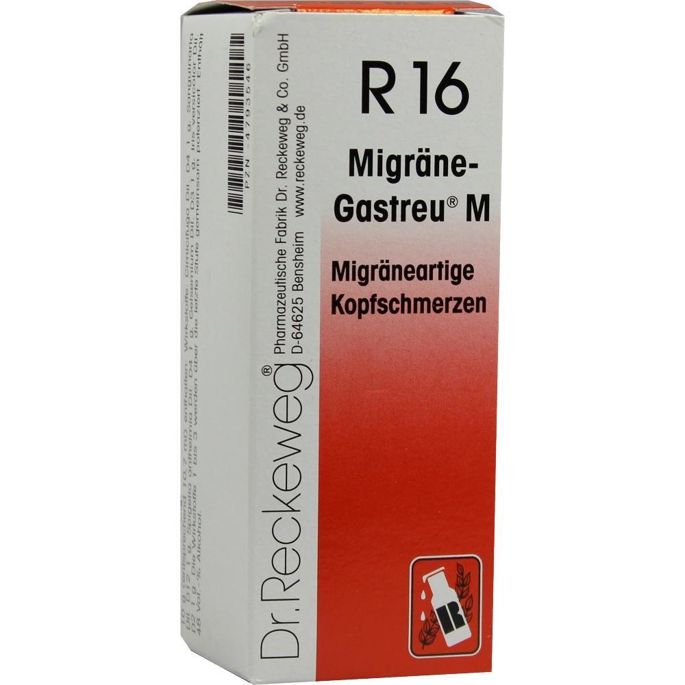 04793546, Migräne-Gastreu M R16, 50 ML