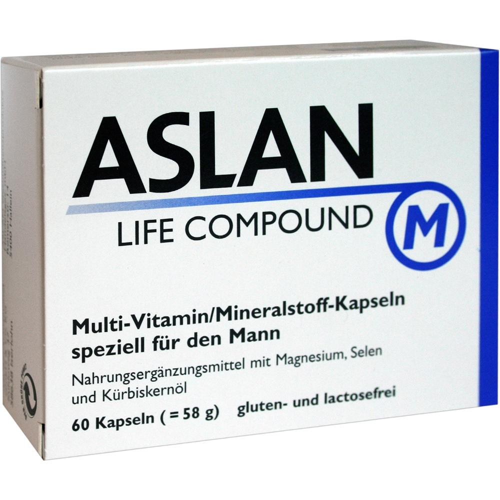 Aslan GmbH ASLAN Life Compound M Kapseln 04834498