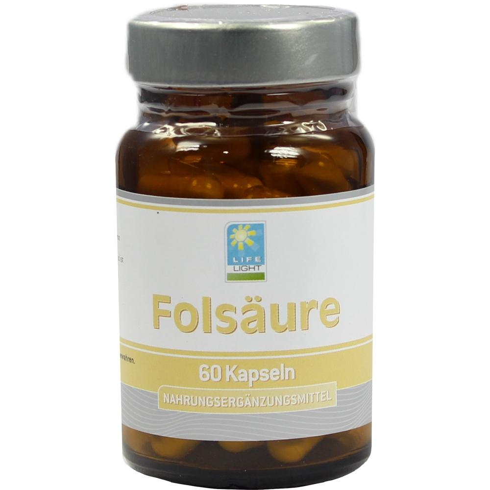 FOLSÄURE 1 mg Kapseln