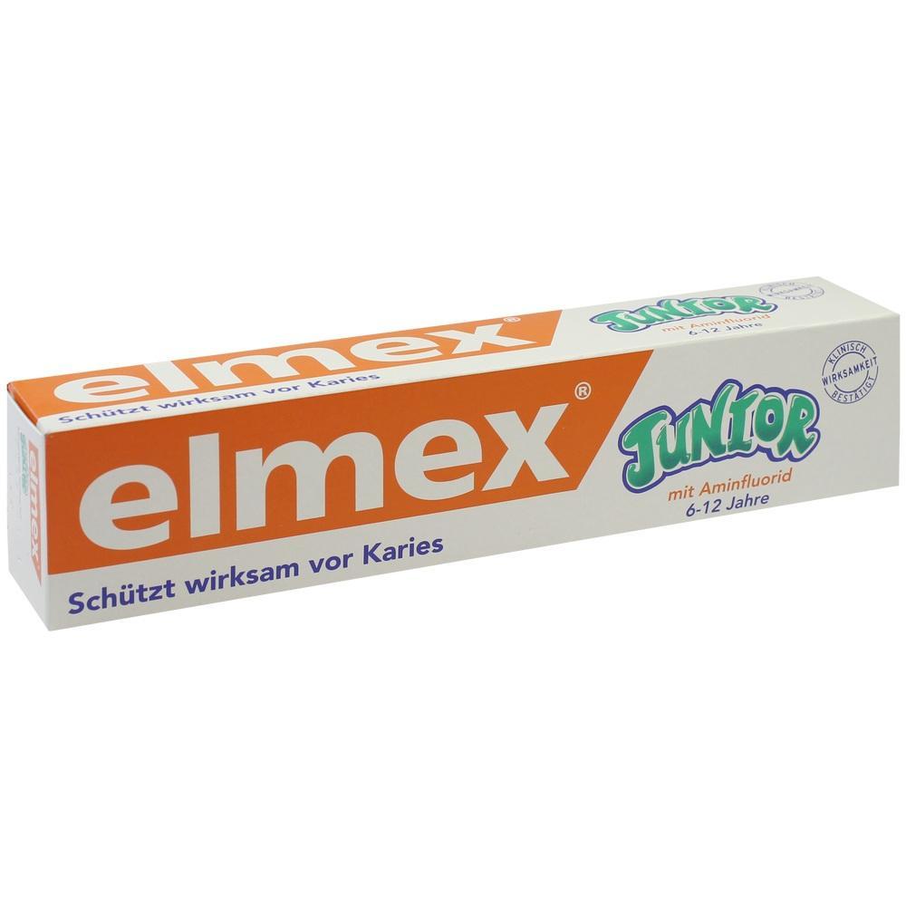 04878633, elmex Junior Zahnpasta, 75 ML
