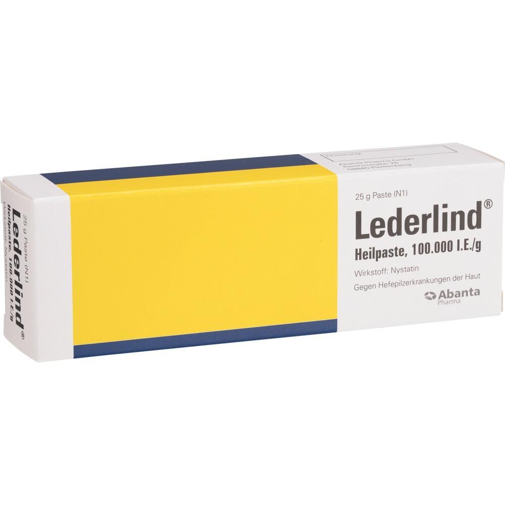 04900634, LEDERLIND HEILPASTE, 25 G