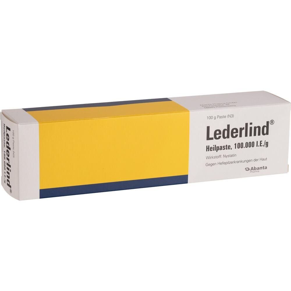 04900640, LEDERLIND HEILPASTE, 100 G