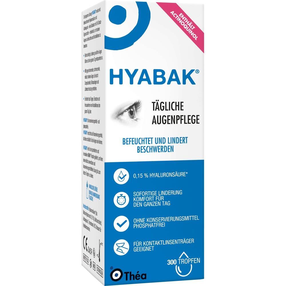 04905034, Hyabak, 10 ML