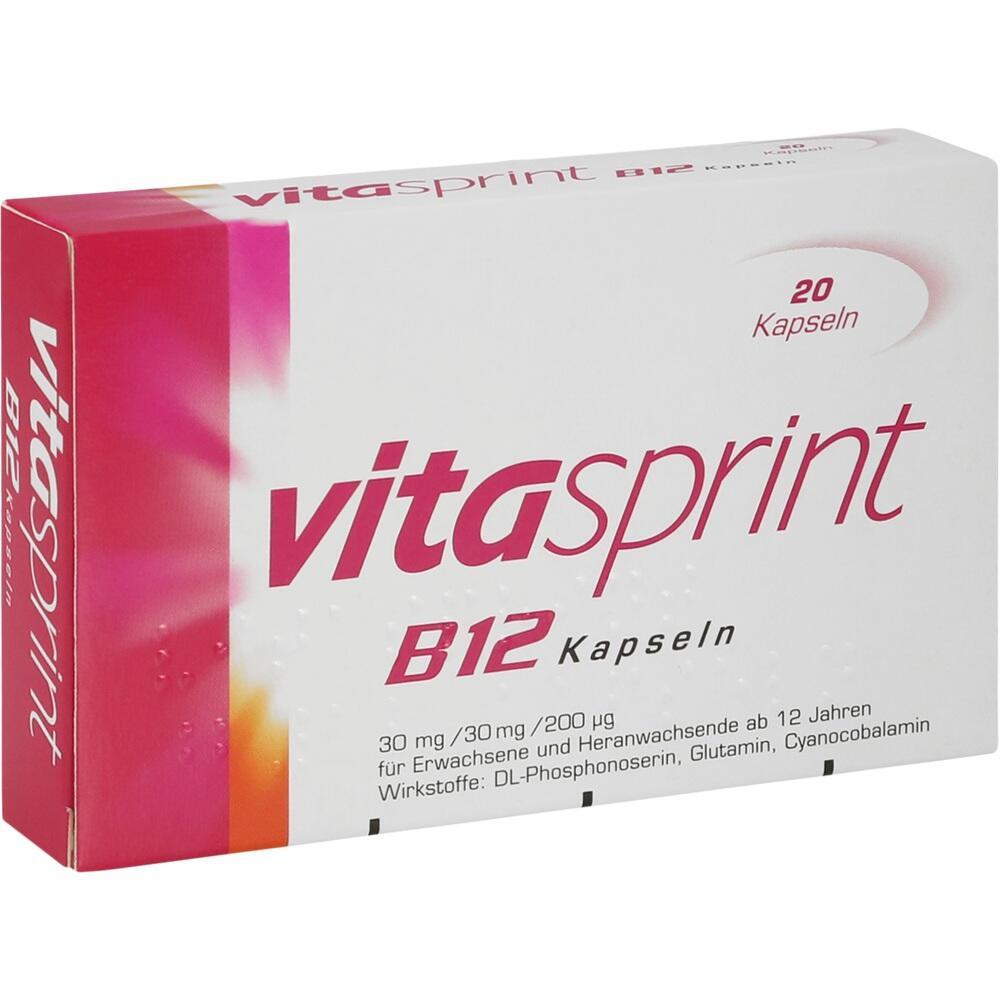04909523, VITASPRINT B12, 20 ST