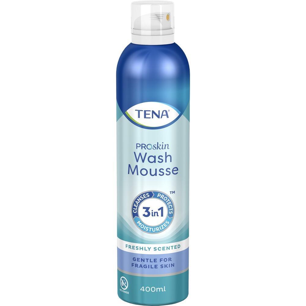 04941886, TENA Wash Mousse, 400 ML