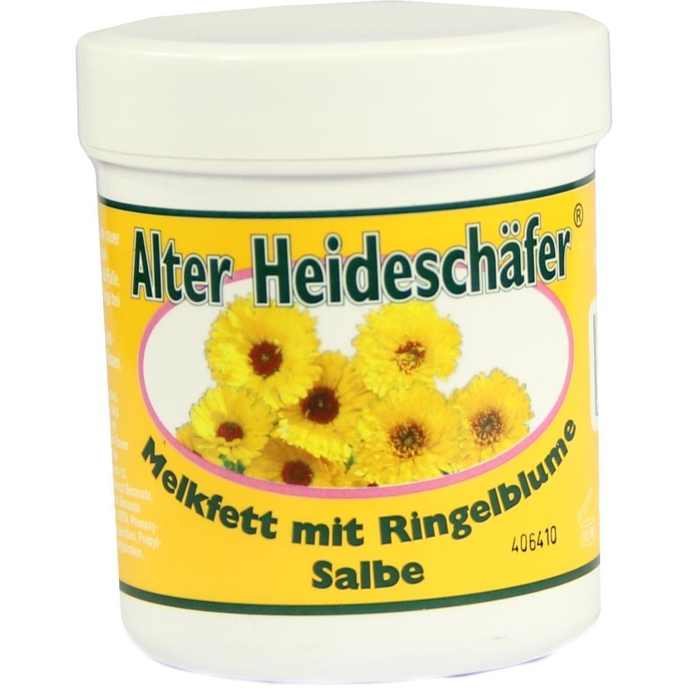04942880, Melkfett Salbe mit Ringelblume Alter Heideschäfer, 100 ML