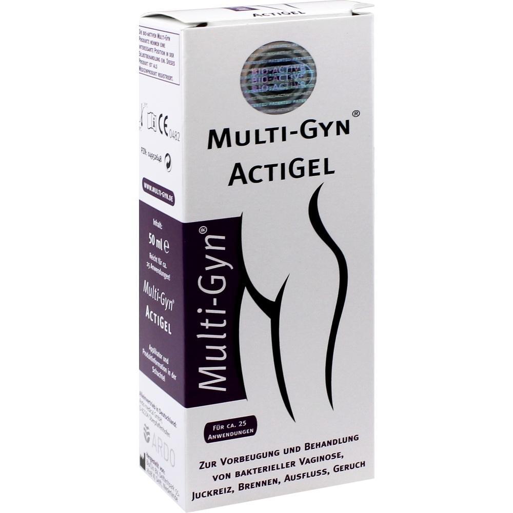 04952648, MULTI-GYN ActiGel, 50 ML