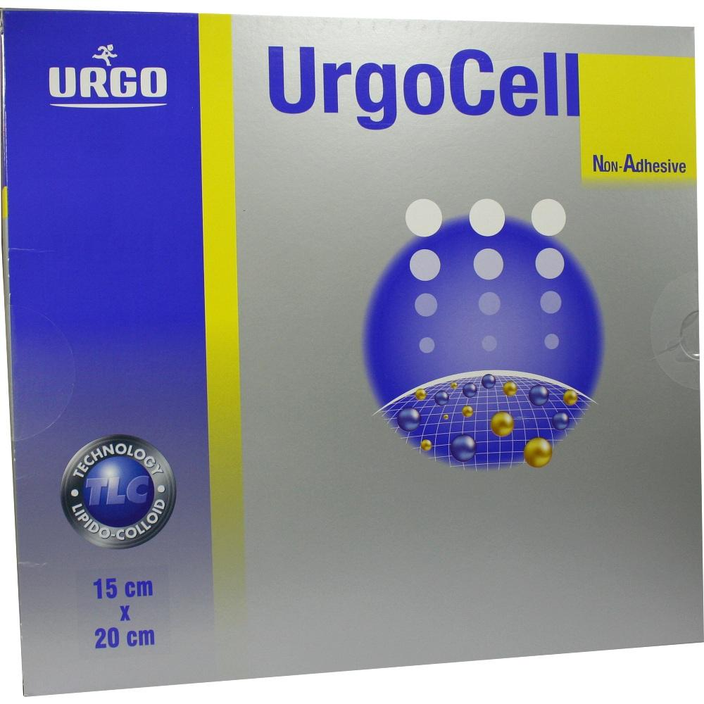 URGOCELL Non Adhesive Verband 15x20 cm
