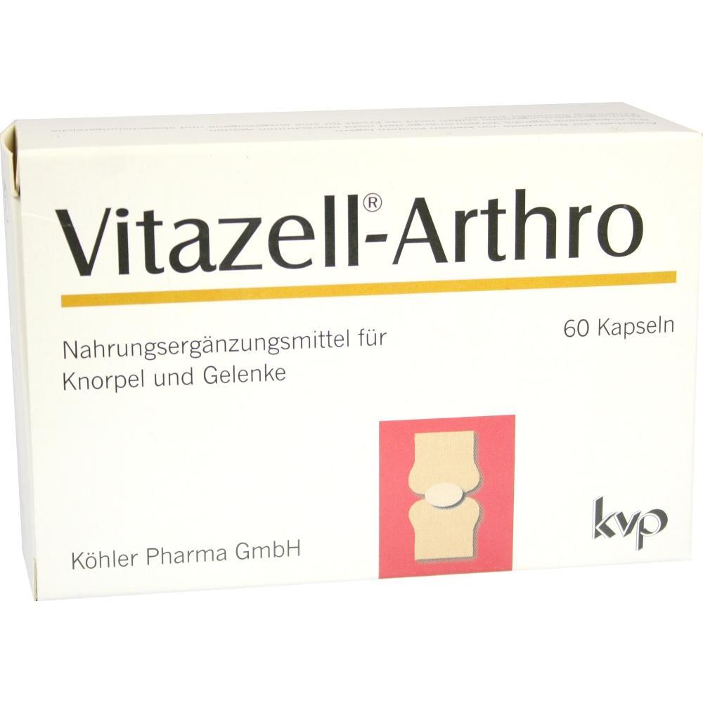 04957172, Vitazell Arthro, 60 ST