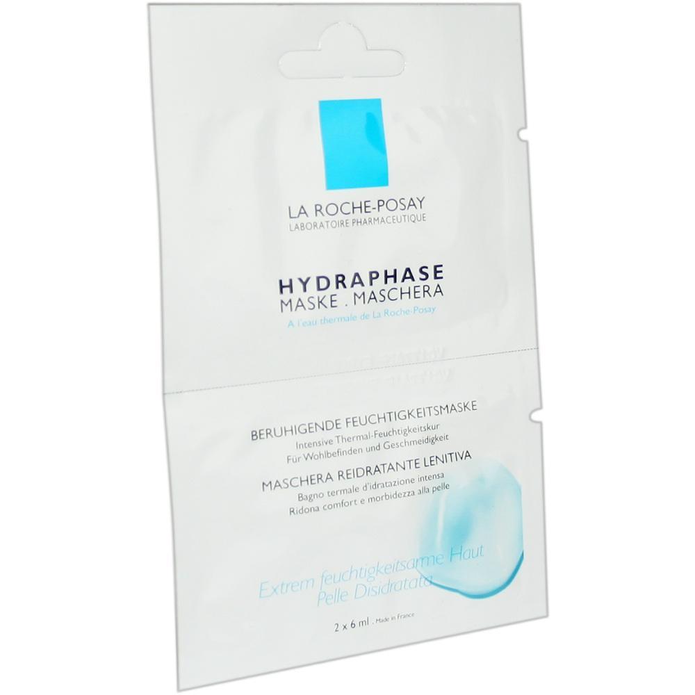 04980567, Roche-Posay Hydraphase Maske 2xEinmalanwendung, 2X6 ML
