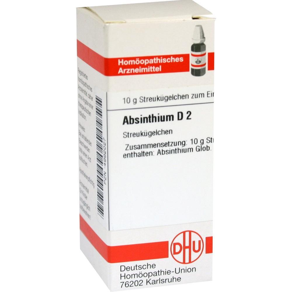 ABSINTHIUM D 2 Globuli