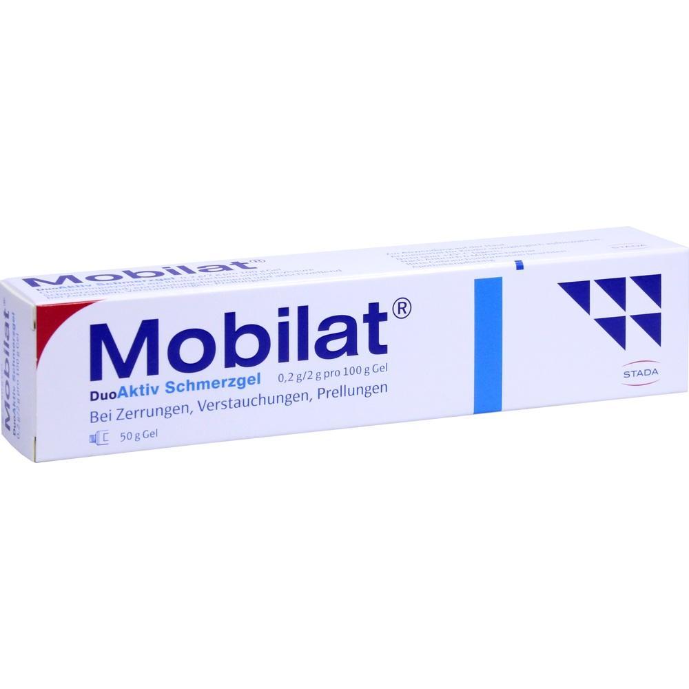 04993305, Mobilat DuoAKTIV Schmerzgel, 50 G