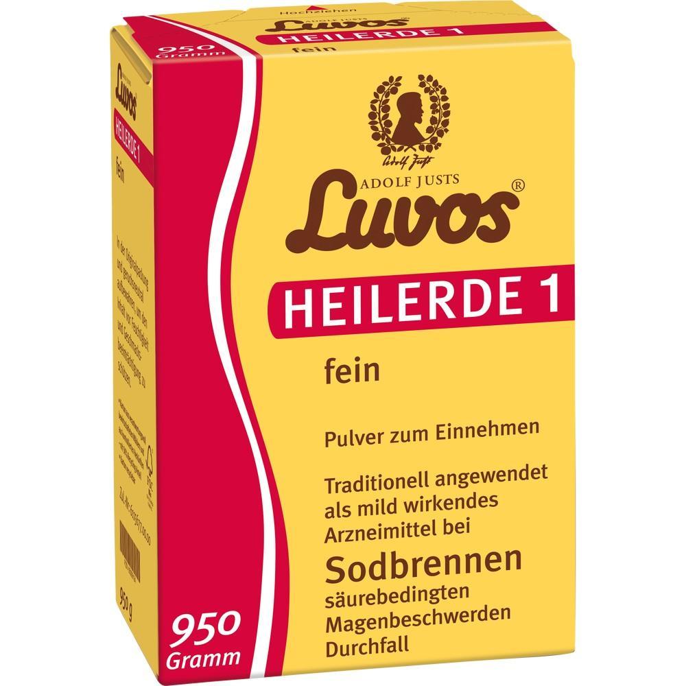 05039194, Luvos Heilerde 1 fein, 950 G