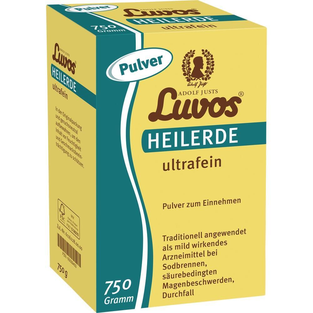 05039403, Luvos Heilerde ultrafein, 750 G