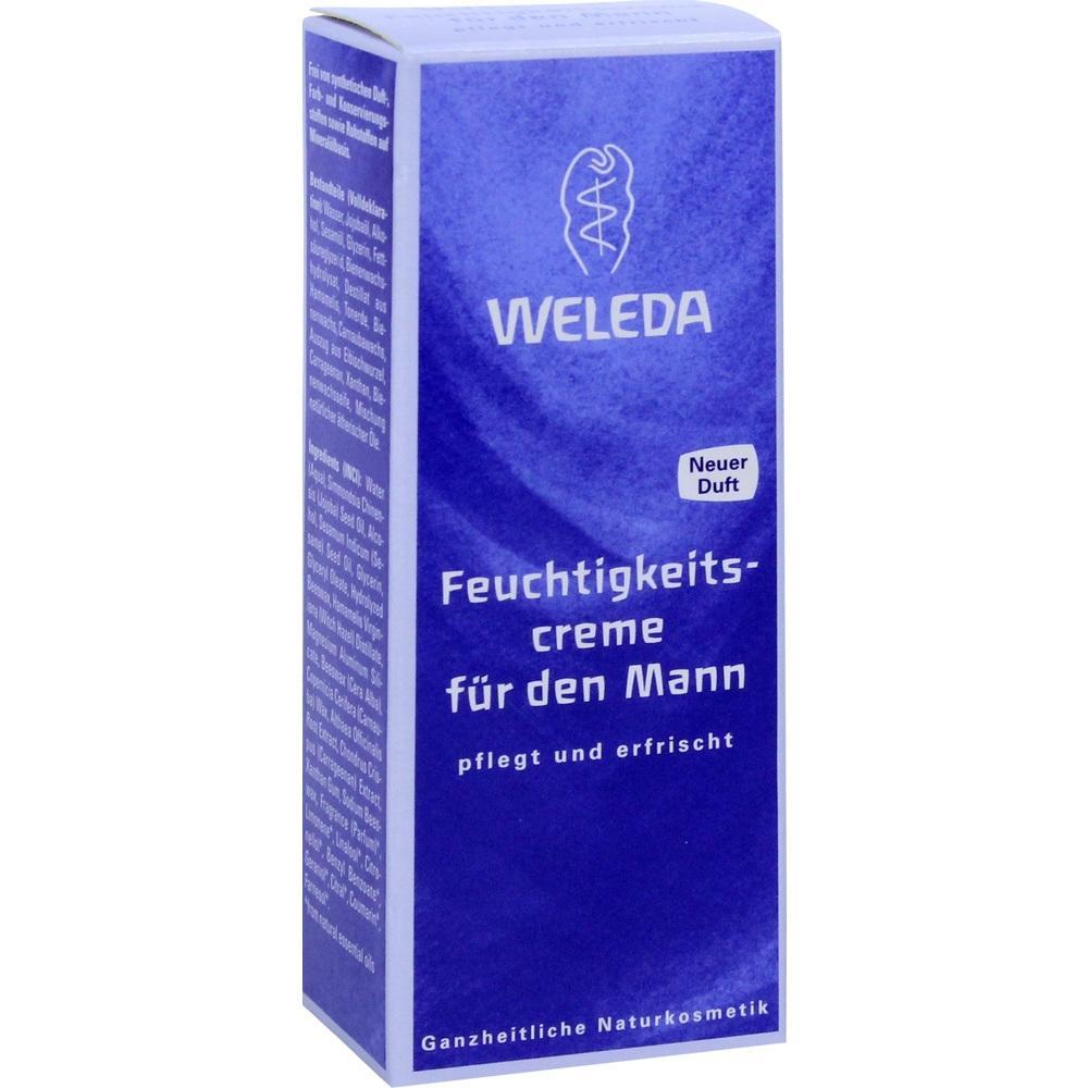 05103124, Weleda Feuchtigkeitscreme für den Mann, 30 ML