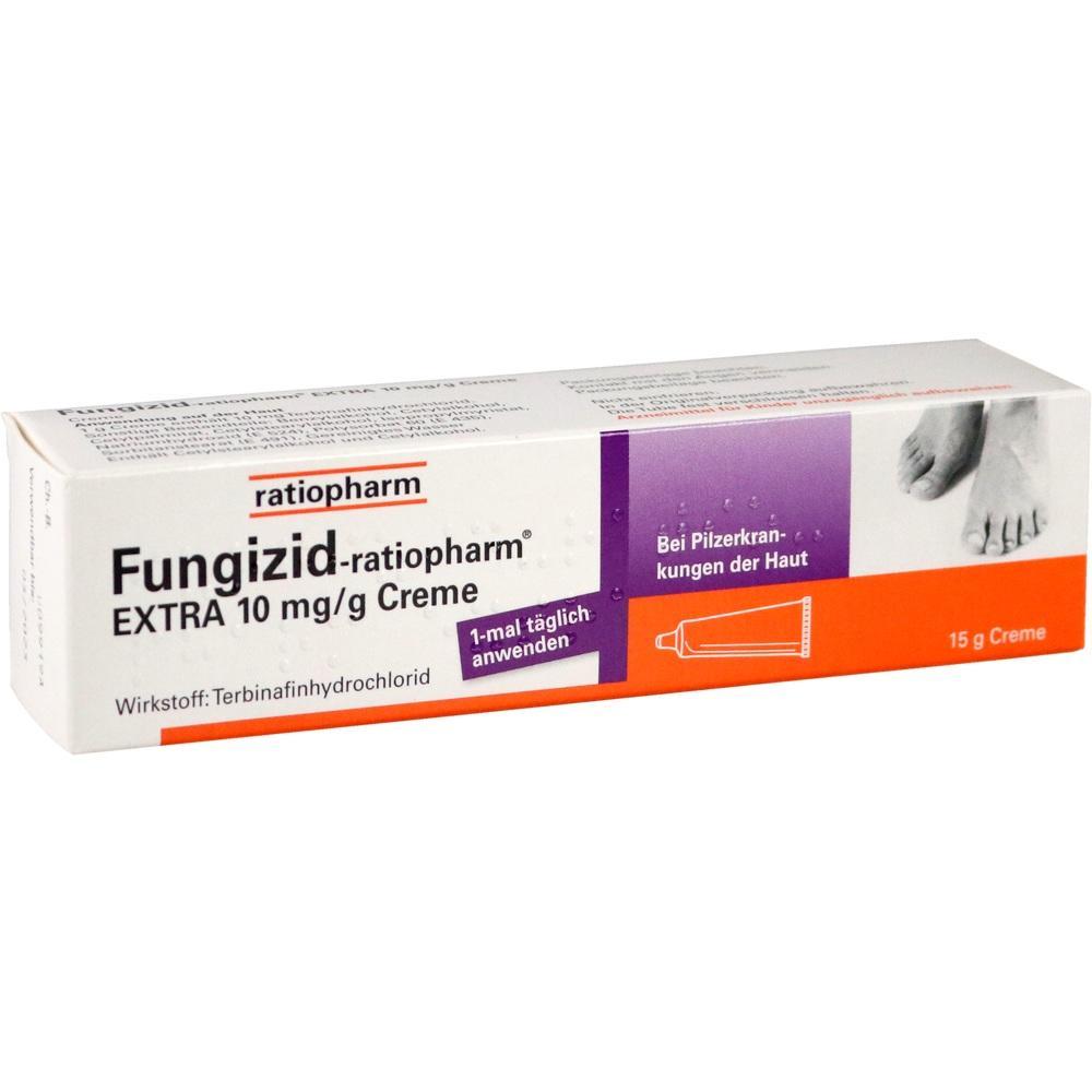 05104879, Fungizid-ratiopharm Extra, 15 G