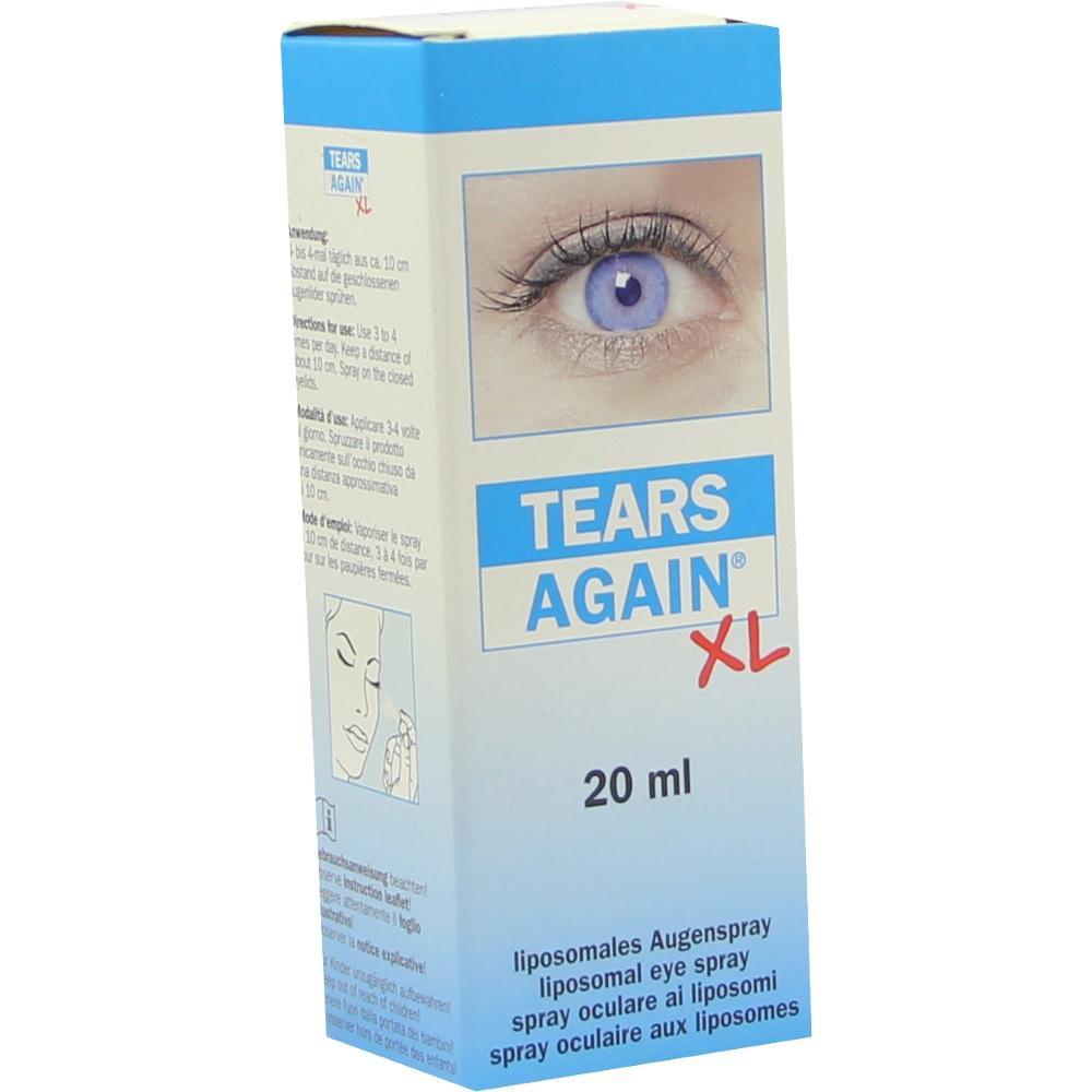 05105577, TEARS AGAIN XL liposomales Augenspray, 20 ML
