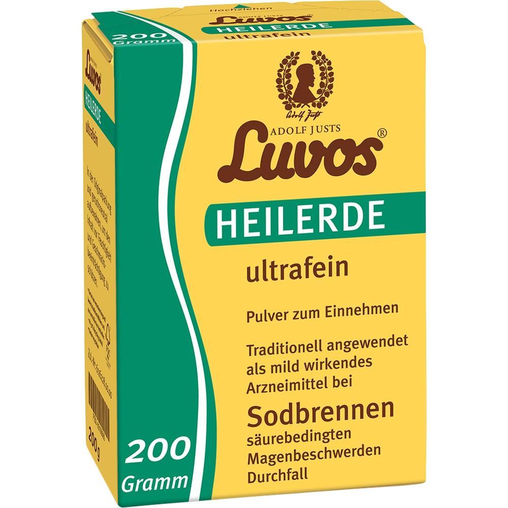 05106080, Luvos Heilerde ultrafein Adolf Justs, 200 G