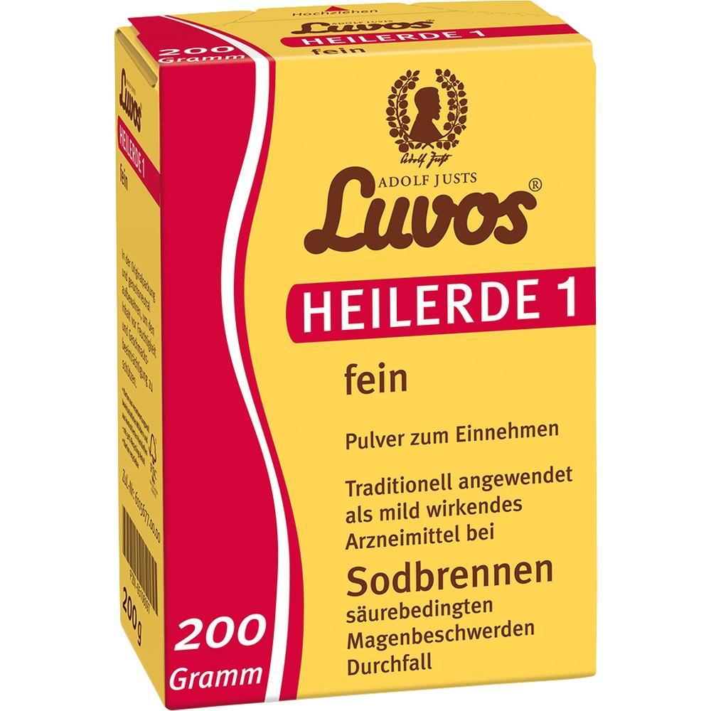 05106097, Luvos Heilerde 1 fein Adolf Justs, 200 G