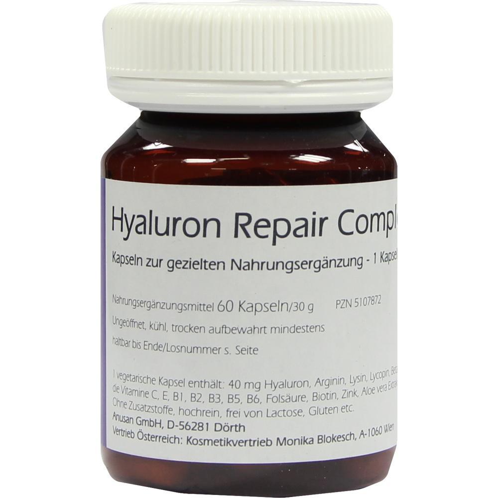 05107872, Hyaluron Repair Complex, 60 ST