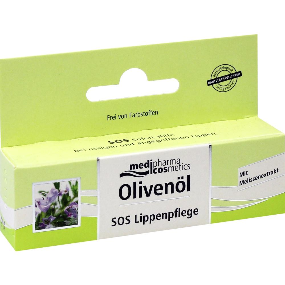 05109233, Olivenöl SOS Lippenpflege, 7 ML