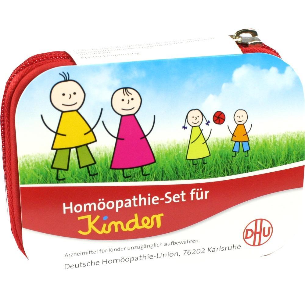 05115825, Homöopathie-Set für Kinder, 1 ST