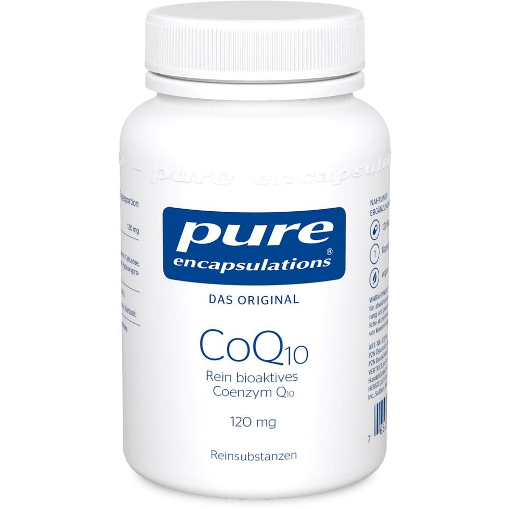 05134892, PURE ENCAPSULATIONS COQ10 120MG, 120 ST