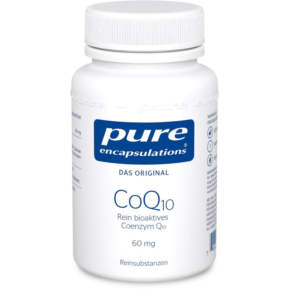 05134998, PURE ENCAPSULATIONS COQ10 60MG, 120 ST
