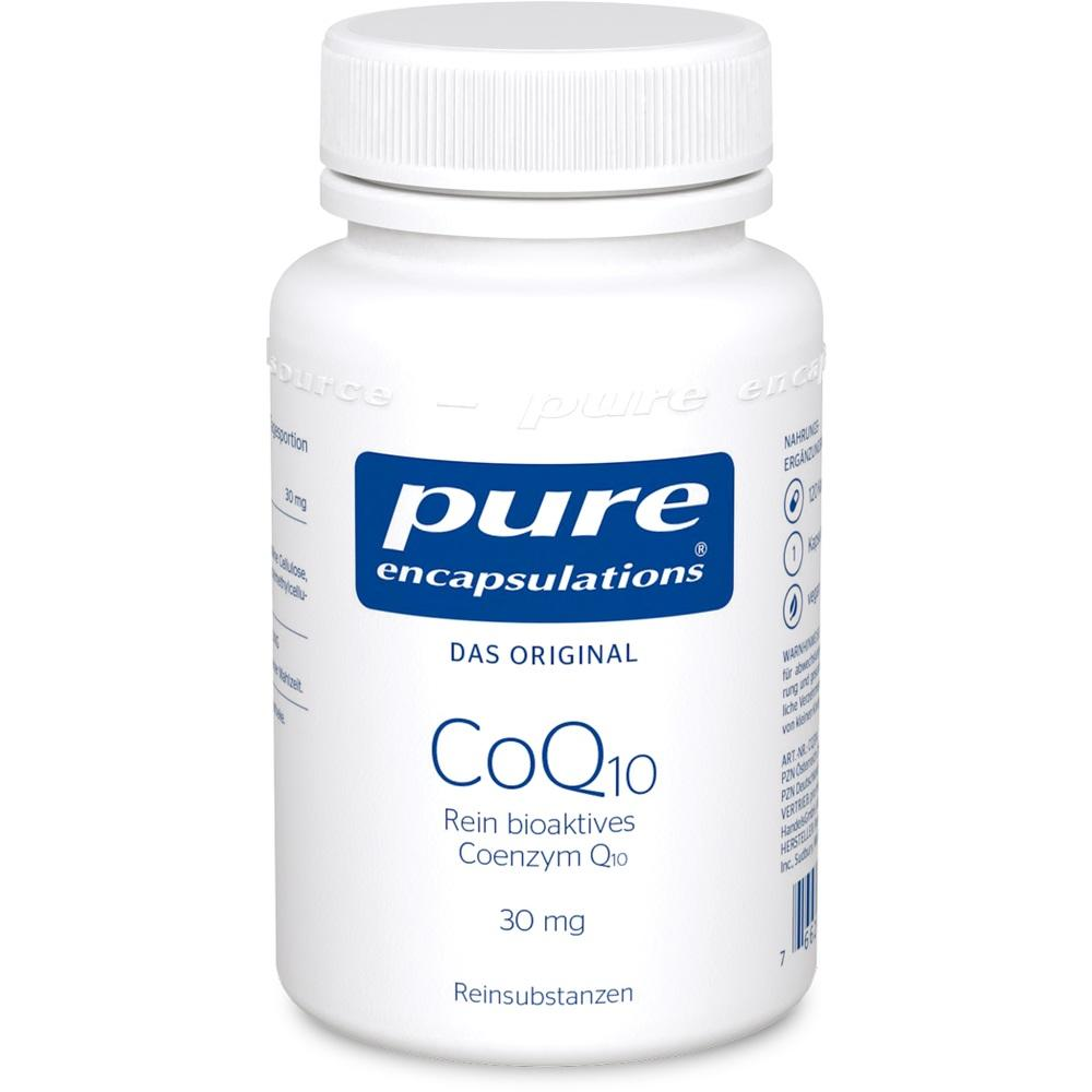 05135035, PURE ENCAPSULATIONS COQ10 30MG, 120 ST