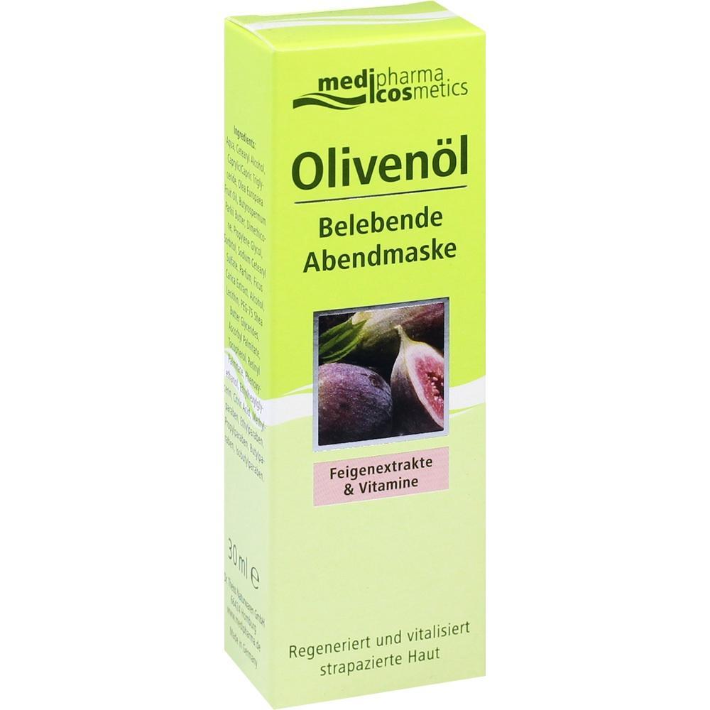 05139205, Olivenöl Belebende Abendmaske, 30 ML
