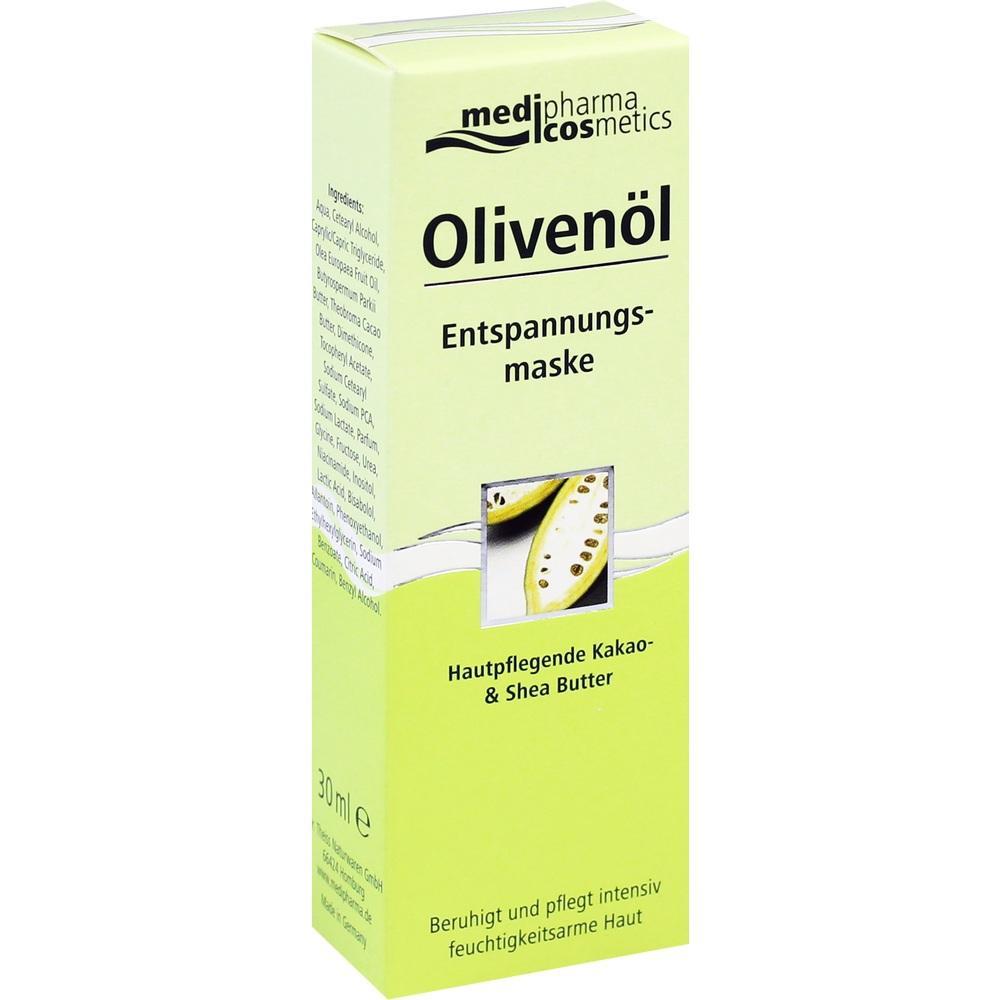 05139228, Olivenöl Entspannungsmaske, 30 ML