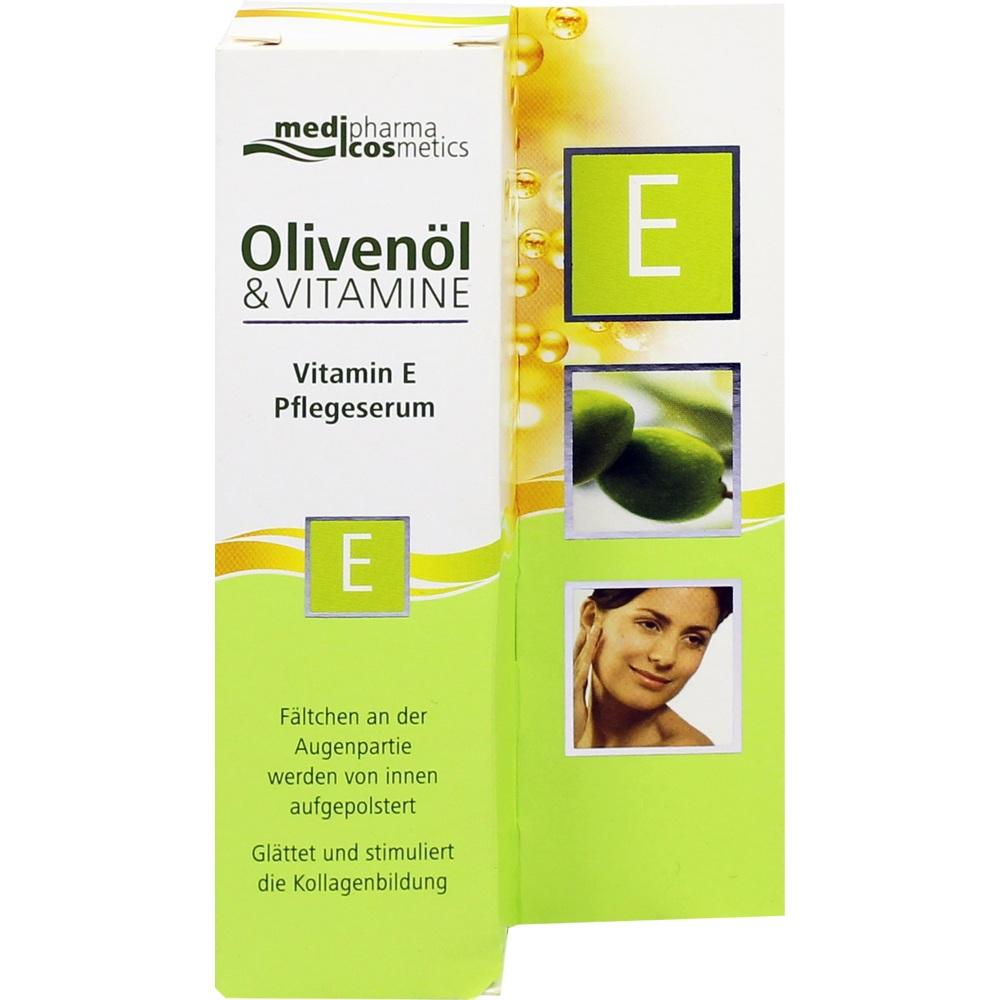 05357008, Olivenöl & Vitamin E Pflegeserum, 15 ML