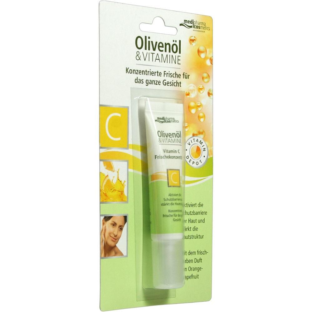 05357014, Olivenöl & Vitamin C Frischekonzentrat, 15 ML