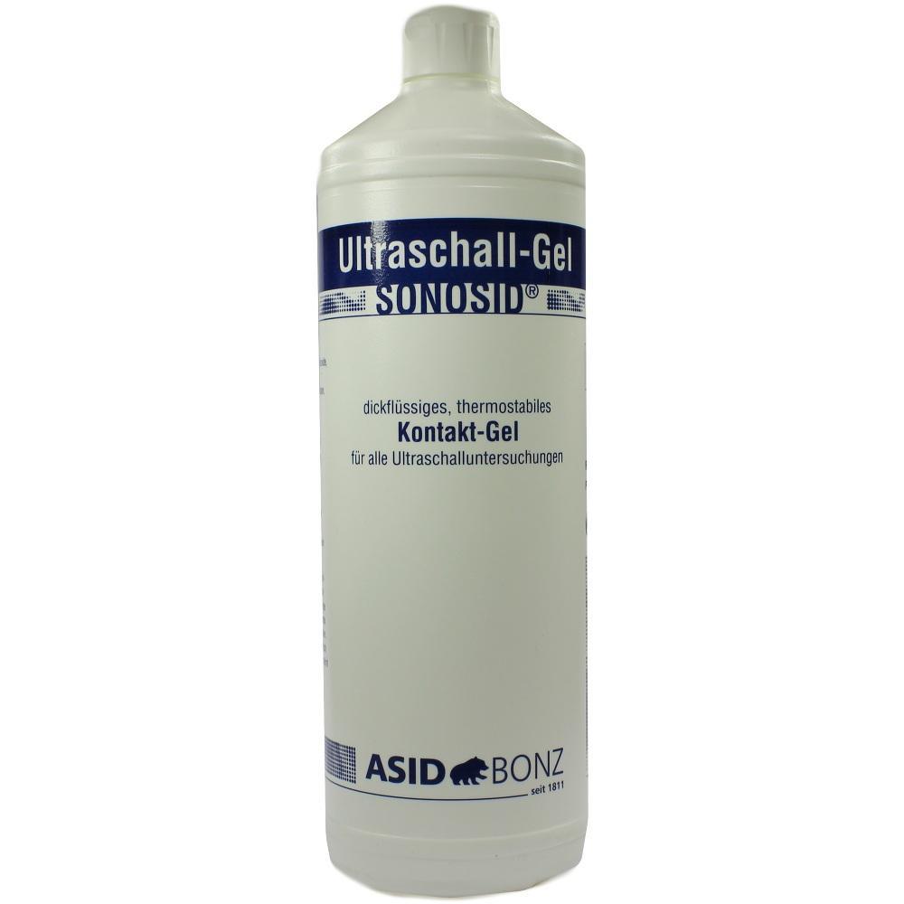 ULTRASCHALLGEL Flasche