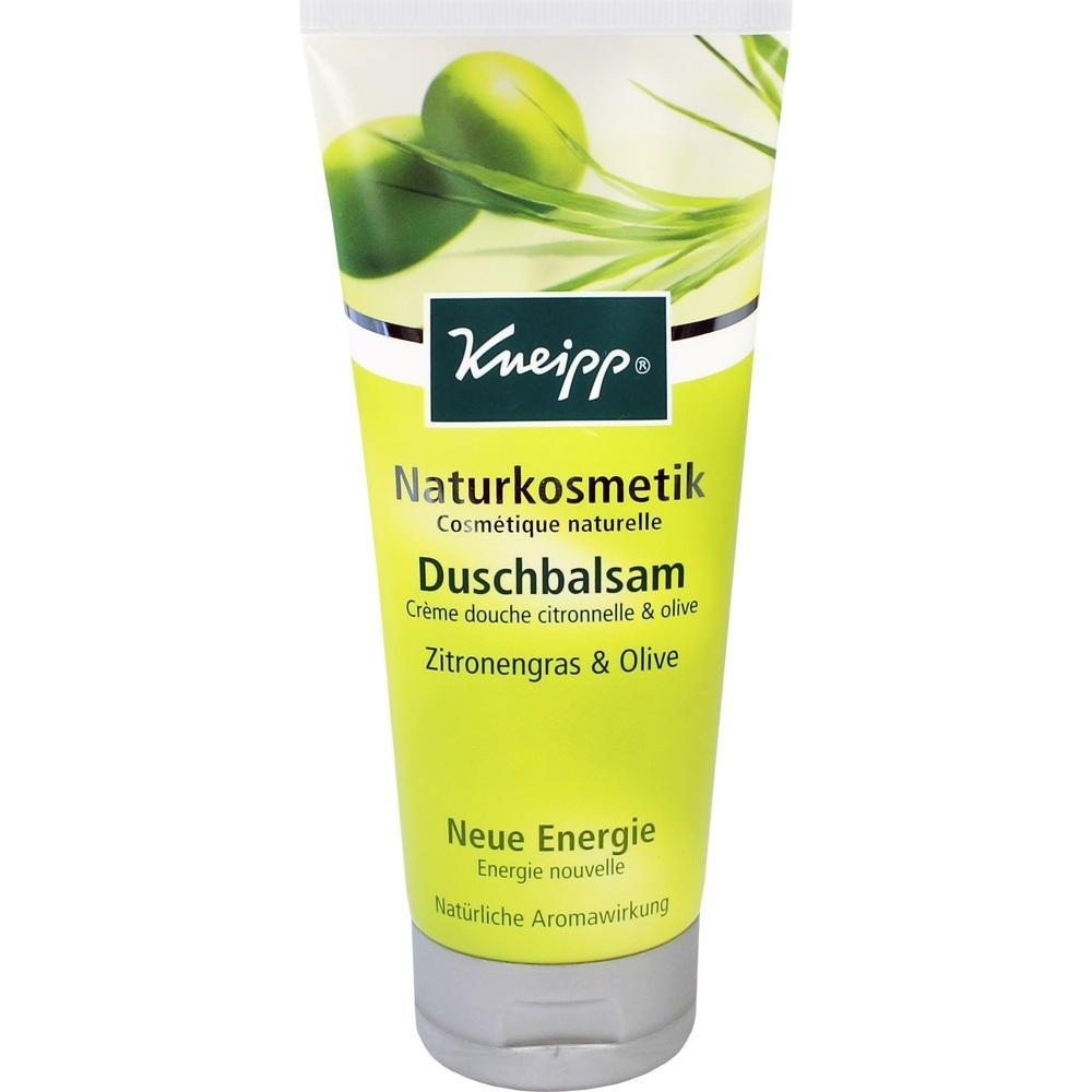 05369603, Kneipp Duschbalsam Zitronengras & Olive, 200 ML