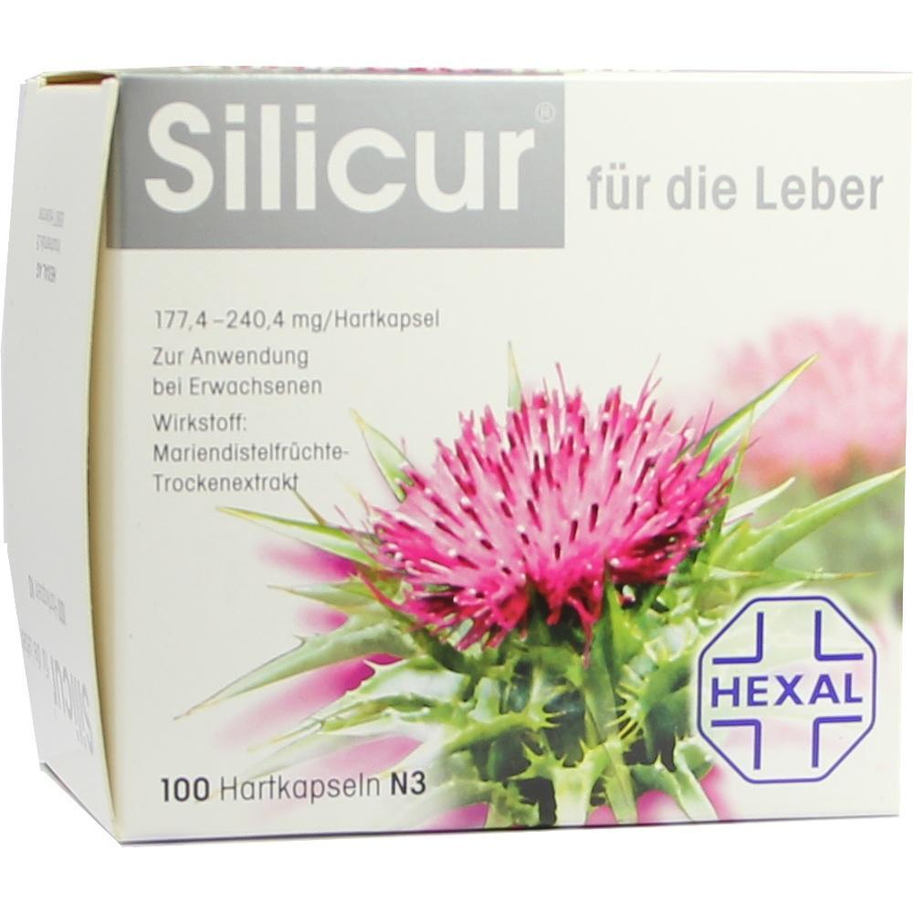 05375064, Silicur für die Leber, 100 ST