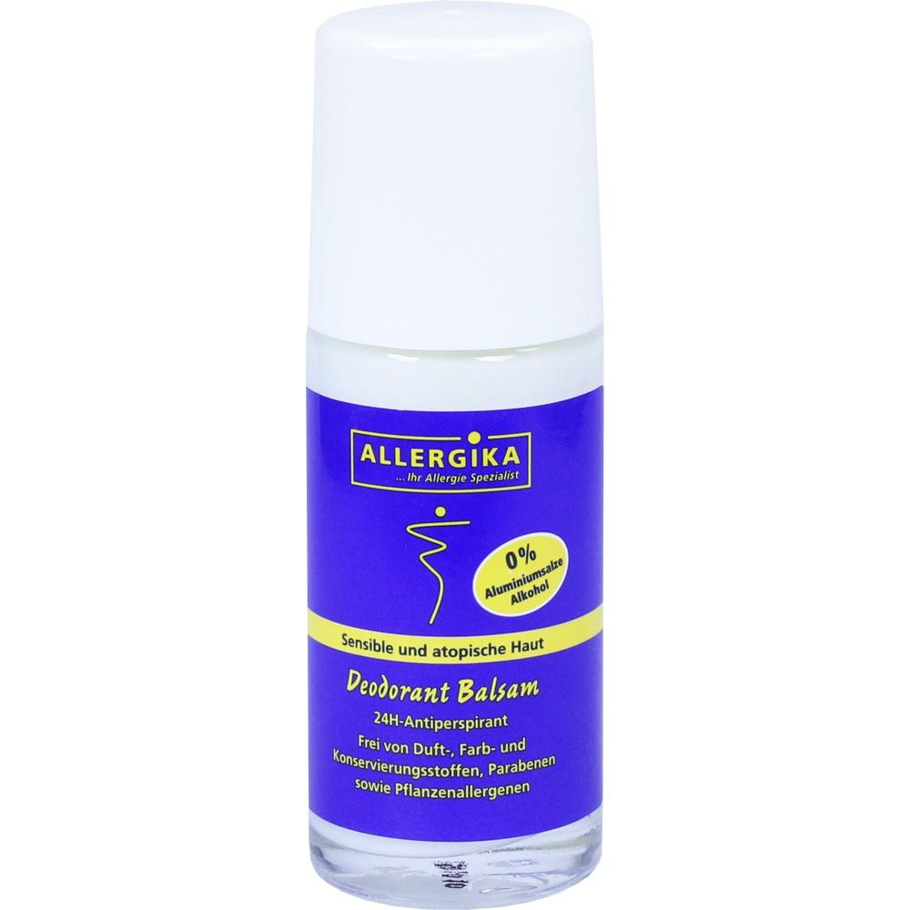 05387280, ALLERGIKA Deodorant-Balsam, 50 ML