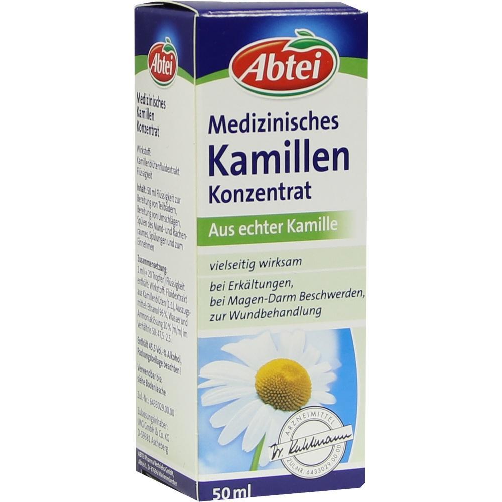05388457, Abtei Medizinisches Kamillen Konzentrat, 50 ML
