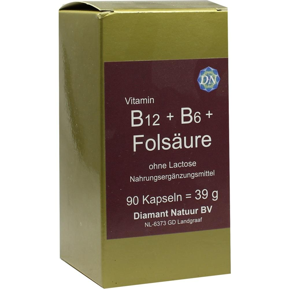 B12 + B6 + FOLSAEURE O LAC