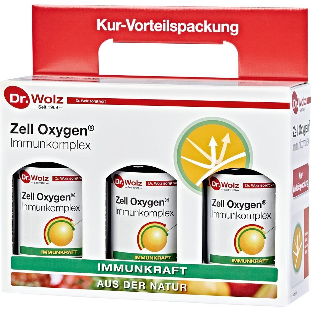05456087, Zell Oxygen Immunkomplex Kur, 3X250 ML