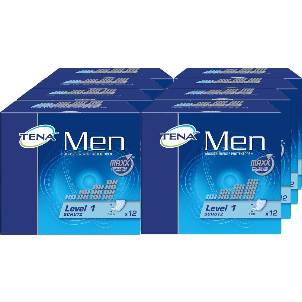 05517558, TENA Men Level 1, 8X12 ST