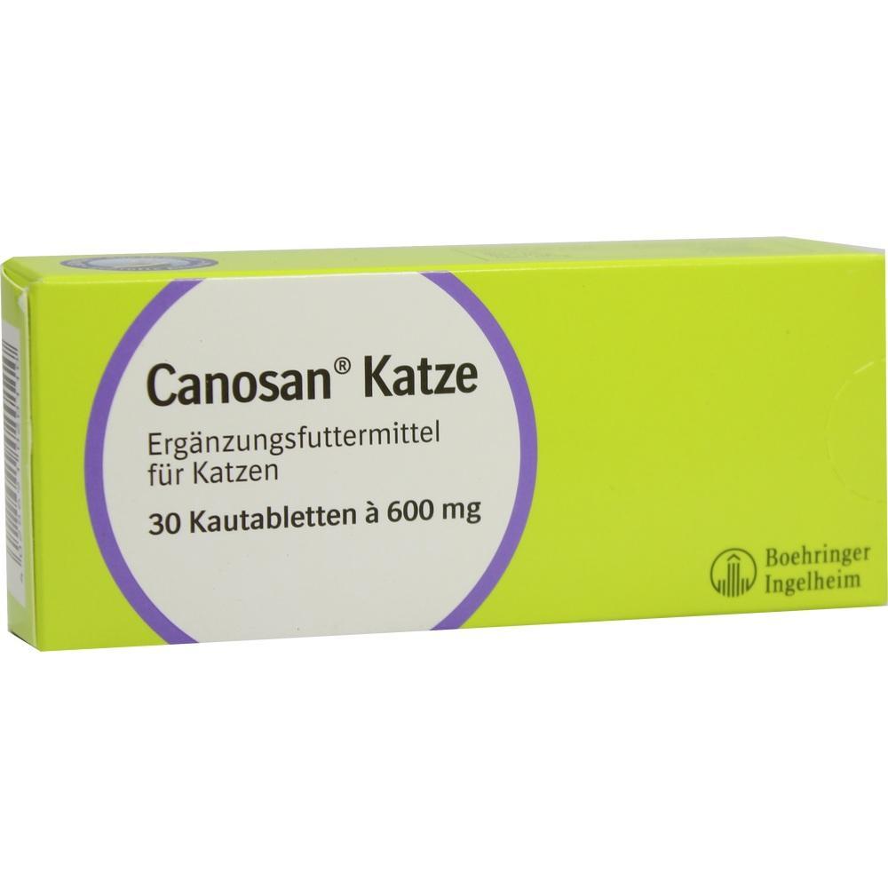 05527321, Canosan Katze vet, 30 ST