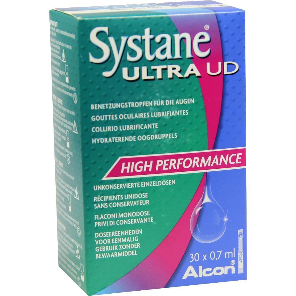 05541344, Systane Ultra UD Benetzungstropfen für Augen, 30X0.7 ML